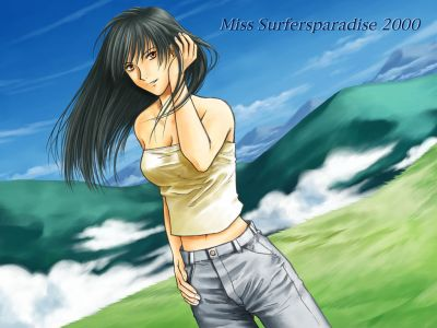 miss surfersparadise
